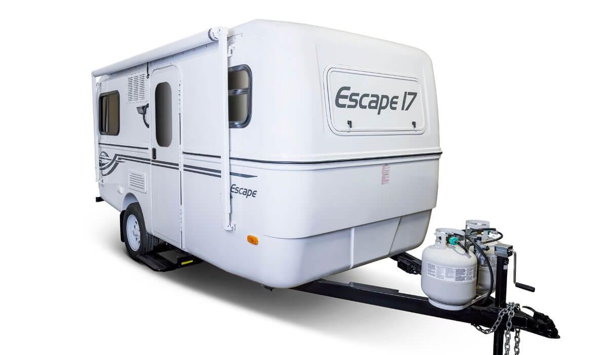Escape Trailer 17 foot