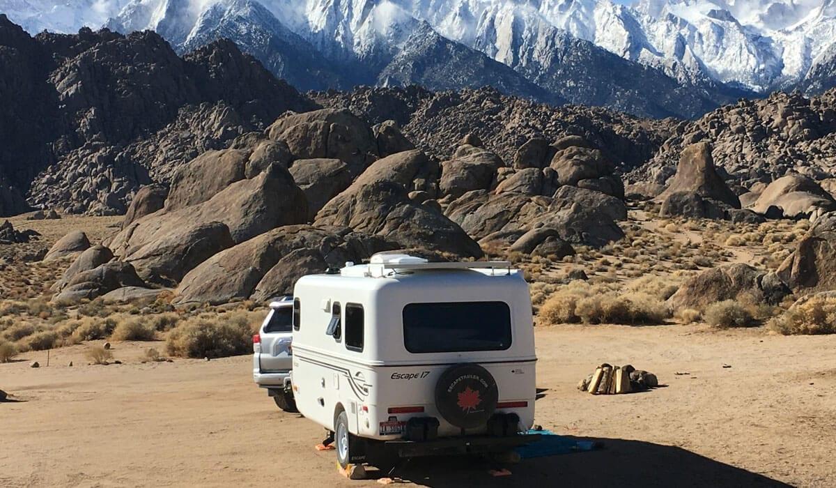 lightweight trailer