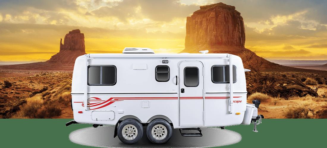 19 foot travel trailer