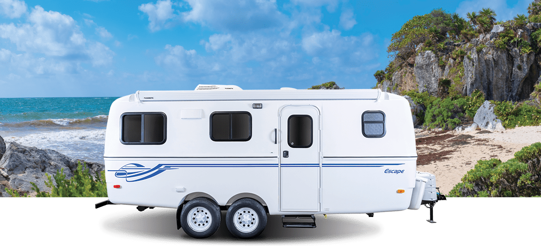 21 foot travel trailer