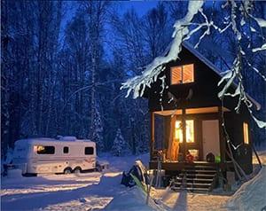 adventure in nomadness